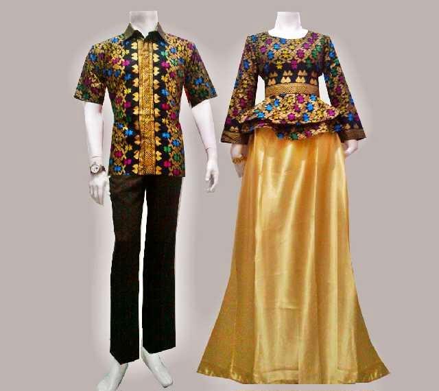 Batik Bagoes Solo Baju Batik Gamis Modern Songket Prodo