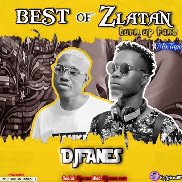 Download & Play Best of Zlatan Ibile DjMix
