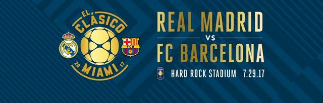 Siaran Langsung Real Madrid vs Barcelona - Live Streaming ICC 30 Juli 2017