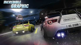 Drag Battle Racing Unlimited Money And RP Apk