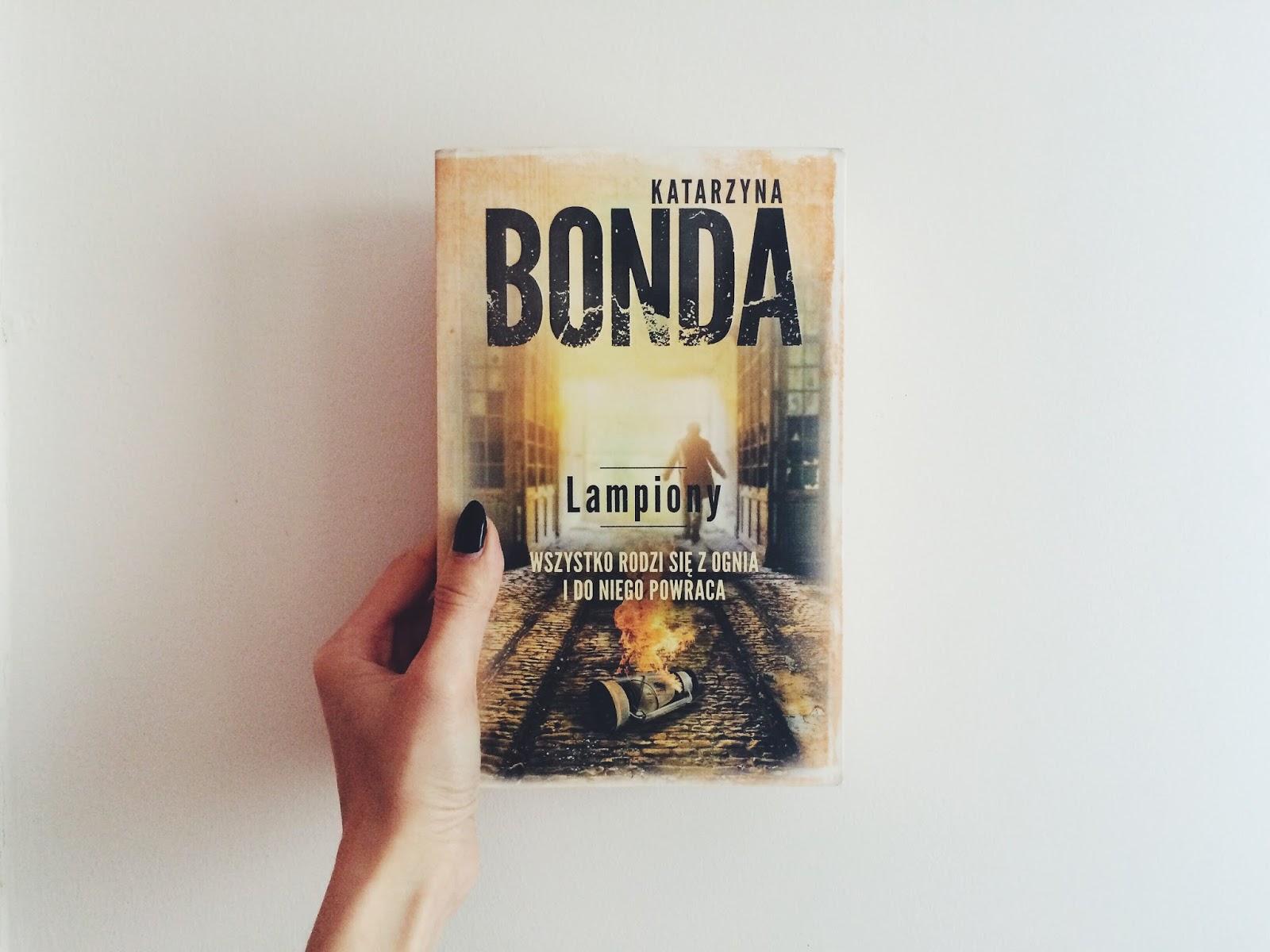 Lampiony // Katarzyna Bonda