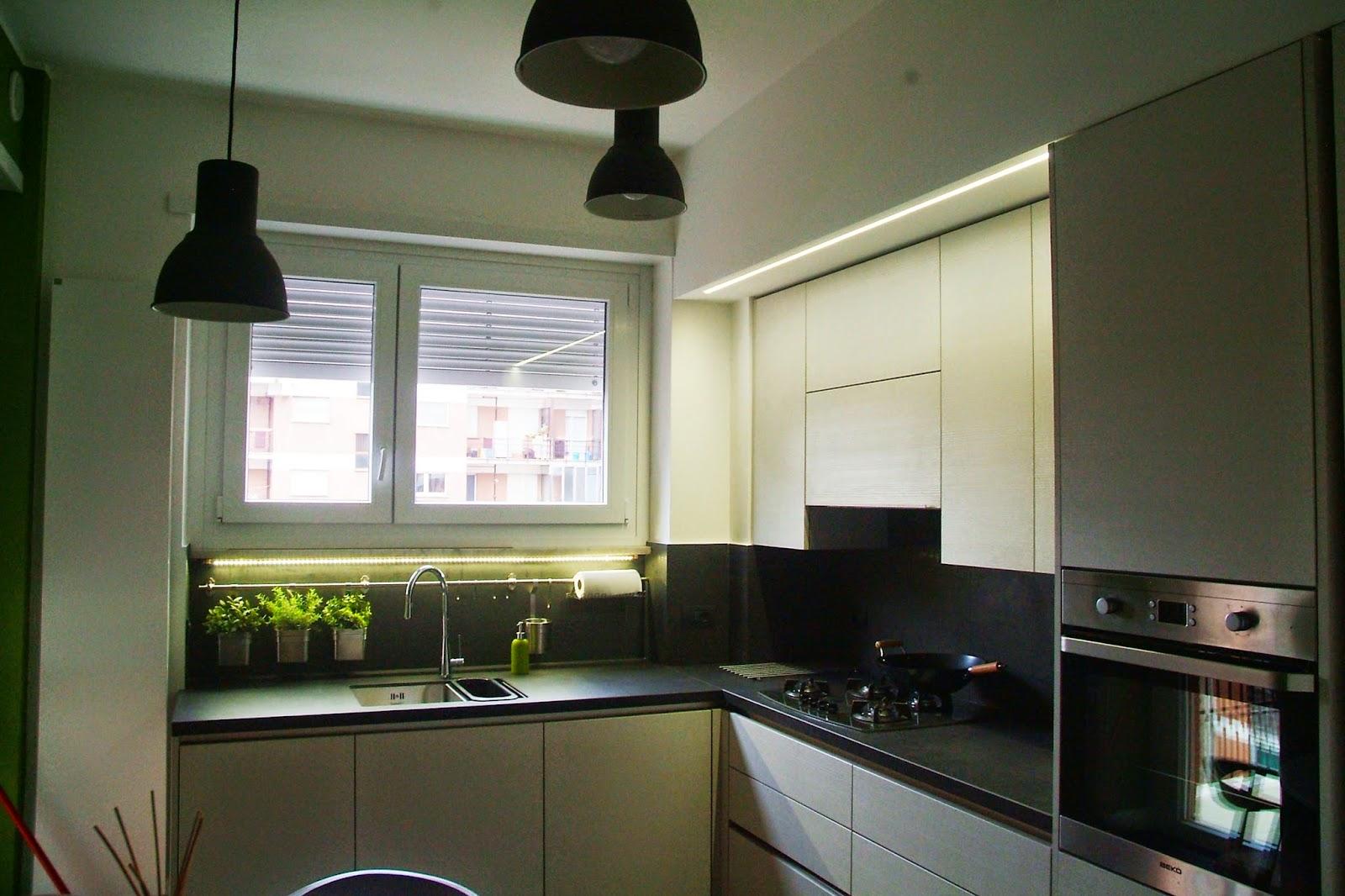 Illuminazione Sottopensile Cucina | Luci Sottopensili Cucina 75 ...