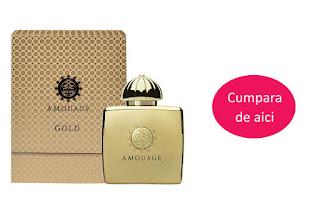 Parfum femei original Amouage Gold pour Femme, 100 ml REDUCERE