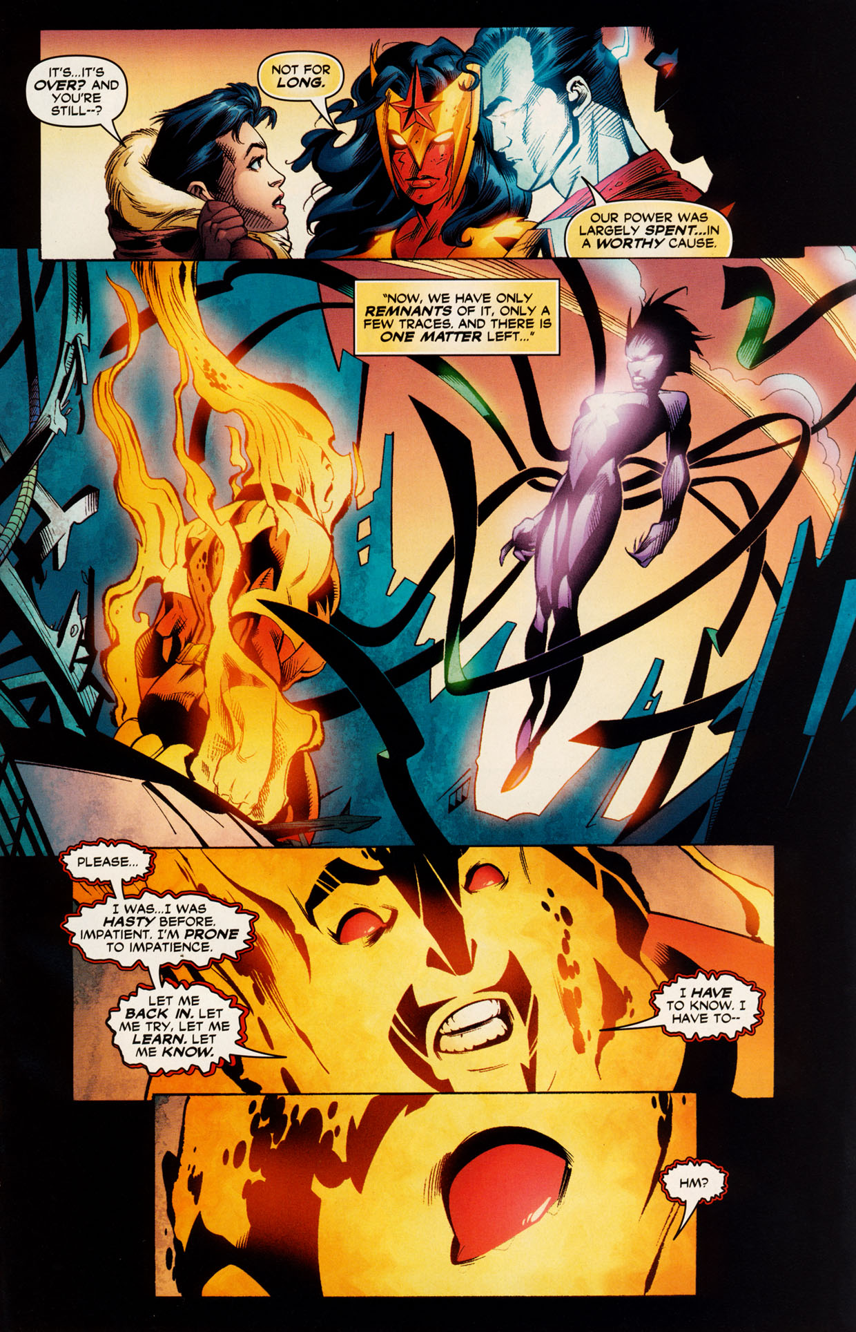 Read online Trinity (2008) comic -  Issue #51 - 24