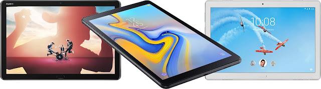 Comparativa tablets Android 10 pulgadas de 200 a 220 euros