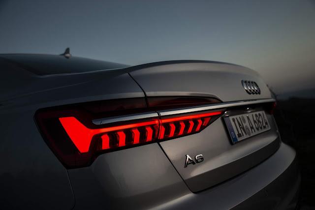 Novo Audi A6 2019