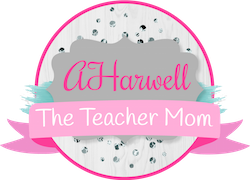 grab button for AHarewell The Teacher Mom