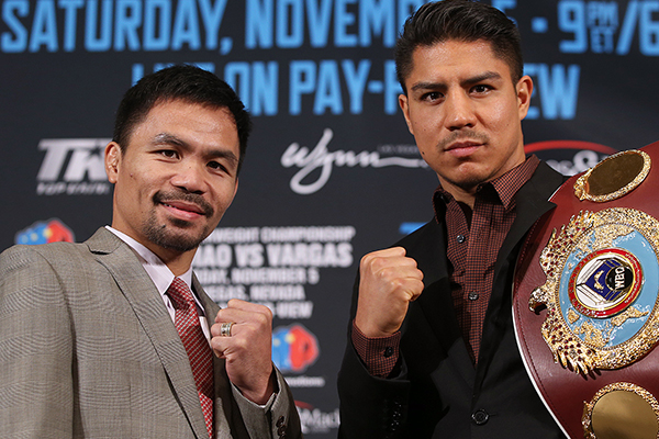 Pacquiao vs Vargas Preview