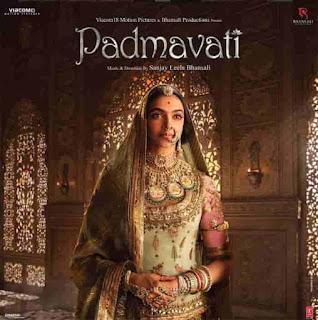 Download Soundtrack Padmavati [MP3]