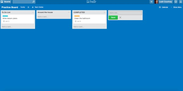 Trello ease of use