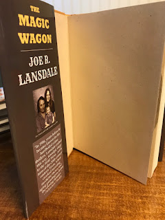 magic wagon, joe r lansdale, western, bookvoice