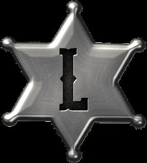 Alfabeto en Estrella de Sherif.