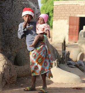 Christmas across Africa