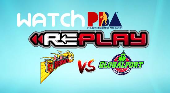 Video List: SMB vs GlobalPort game replay January 24, 2018 PBA Philippine Cup
