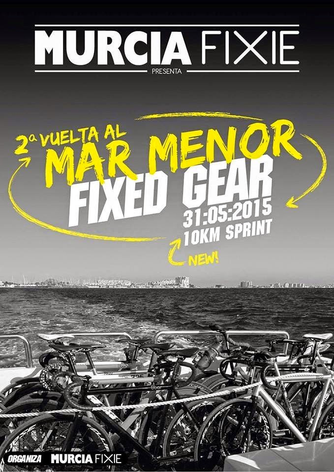 #FixedGearRace | Vuelta al Mar Menor by Murcia Fixie (Spain)