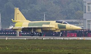 Pesawat Tempur JF-17 Block 3