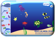 http://www.sheppardsoftware.com/preschool/animals/ocean/animaloceancreate.htm