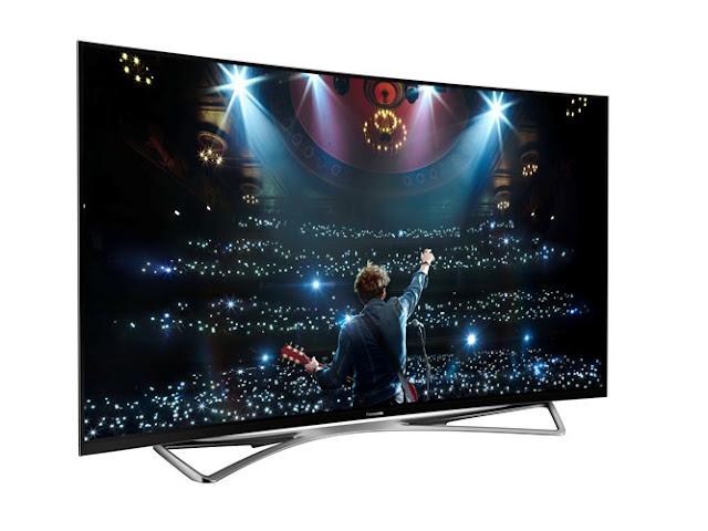 Panasonic Viera 4k ultra HD TV