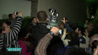 Palestinos são presos após conflito em São Paulo