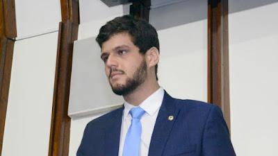 Fortes chuvas que atingem a Bahia preocupa o deputado Rogério Andrade Filho