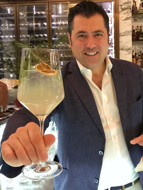 Finestra's Aperitivo Goes Next Level with Mancino Vermouth | |foodfanaticph| by clapalisoc