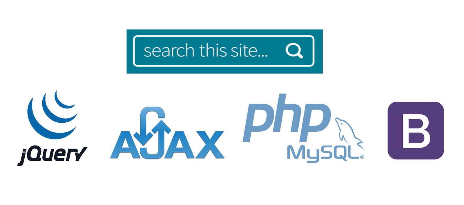 Auto complete search with Ajax, jQuery, PHP and MYSQL