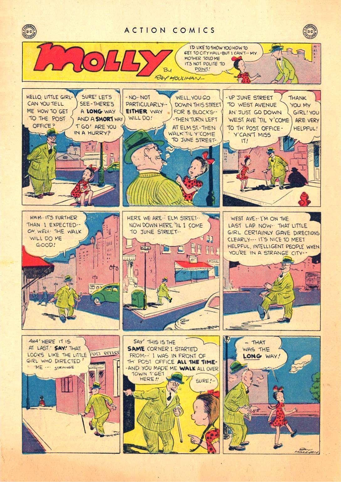 Action Comics (1938) 73 Page 14