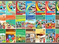 Download Buku K-13 Revisi 2017 Kelas 2 dan 4 Semester II SD/MI