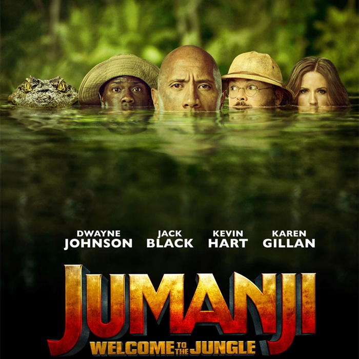 4 Things I Love About Jumanji: Welcome to the Jungle