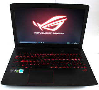 Jual Laptop Gamer - ASUS ROG GL552JX-XO305D - i7 - Dual VGA