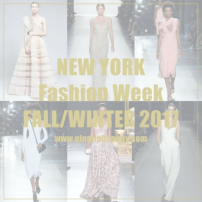 Instagram @lelazivanovic.Glam fab week.Best of New York fw fall 2017.
