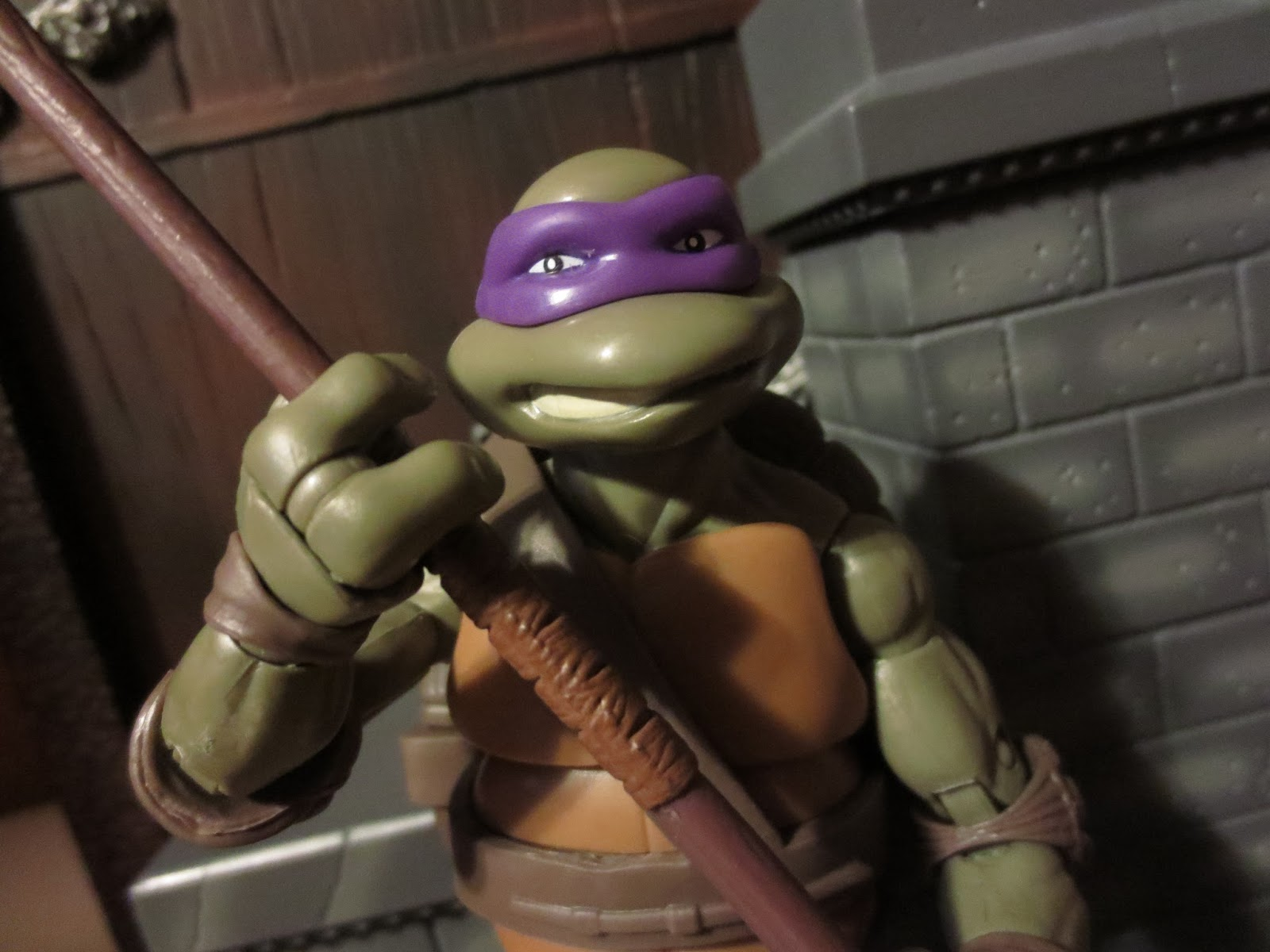 Retro review teenage mutant ninja turtles ii secret of the ooze - Action Figure Review Donatello From Teenage Mutant Ninja Turtles Classic Collection The Secret Of The Ooze By Playmates Toys