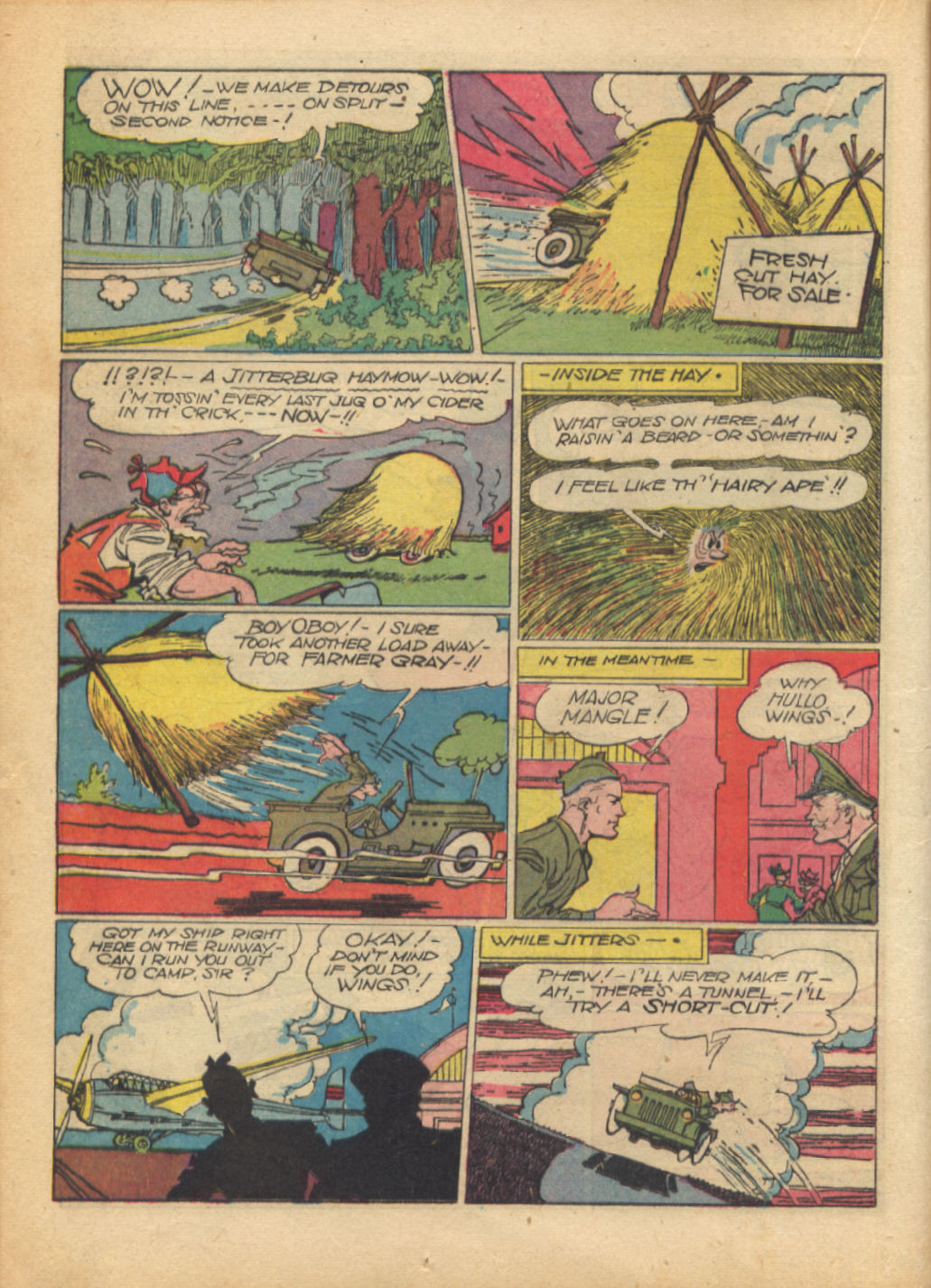 Read online Action Comics (1938) comic -  Issue #64 - 30