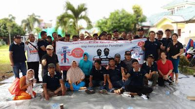 Jalin Persahabatan Silaturahmi Antar Rt/Rw Belendung lewat Kopi Morning
