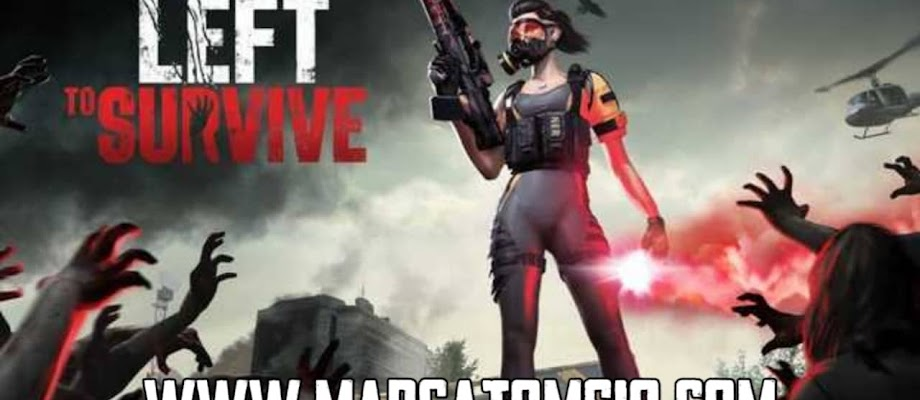 Free Download Left To Survive: PvP Zombie Shooter v2.4.1 Full MOD