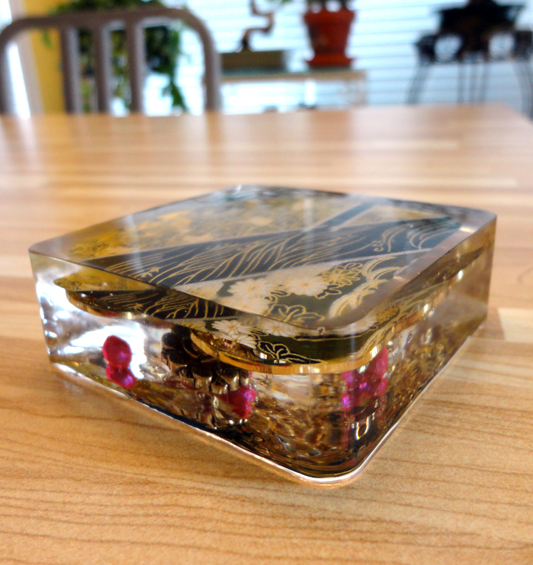 Resin Crafts The Deep Pour Or Why You Need Polyester