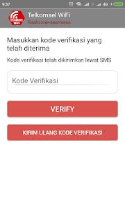 Terbaru Cara Internetan Gratis Wifi.id Menggunakan Aplikasi