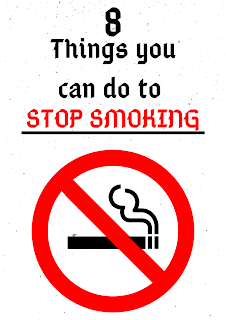 things that you can do to stop smoking entire life