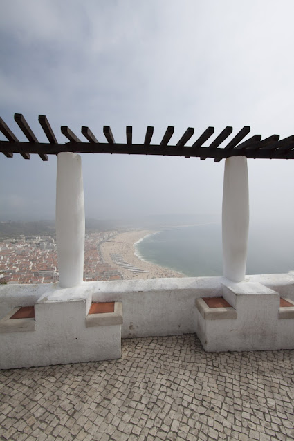 Nazarè-Promontorio do sitio