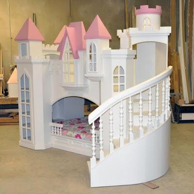 desain kamar tidur anak