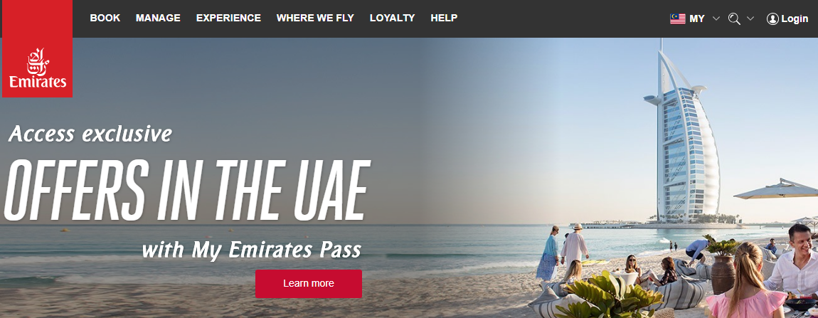 Explore Europe with Emirates
