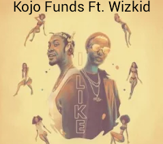 Audio Kojo Funds ft Wizkid - I Like Mp3 Download