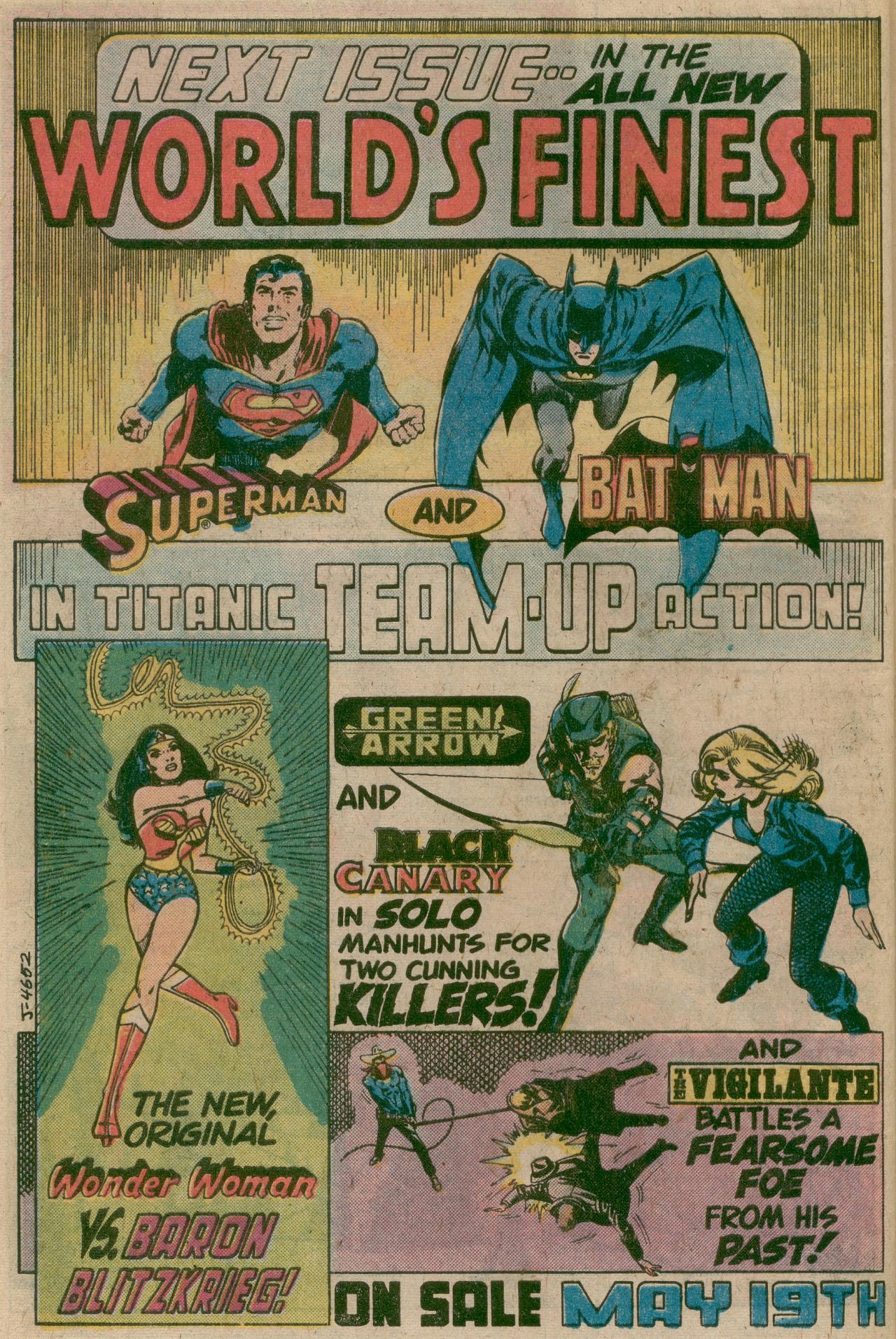 Read online World's Finest Comics comic -  Issue #245 - 67
