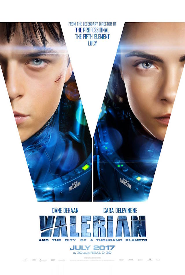 Valerian and the City of a Thousand Planets (2017) -