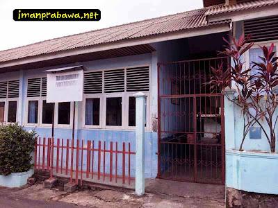 Tampak Samping SD Negeri 002 Tanjung Pinang