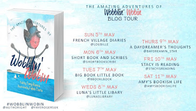 French Village Diaries book review The Amazing Adventures of Wobblin' Wobin Tony Rocca