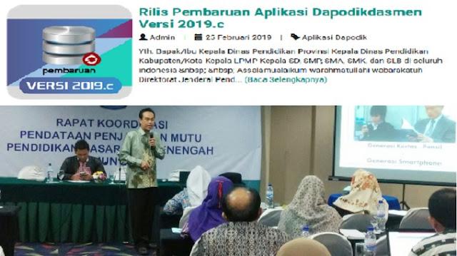 Kemendikbud Rilis Aplikasi Dapodikdasmen 2019 c