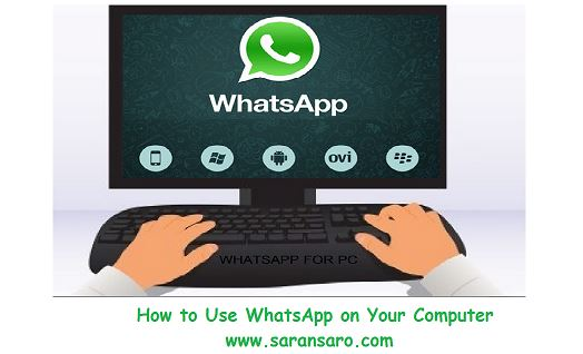 Install WhatsApp on your computer