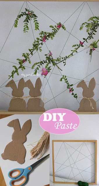 DIY #display #panou de Paste