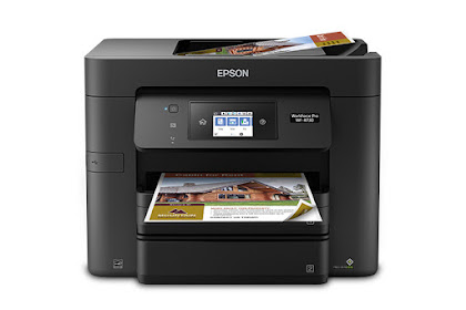 Download Epson WorkForce Pro WF-4730 Drivers